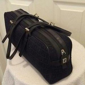 Fendi Shoulder/Tote Bag